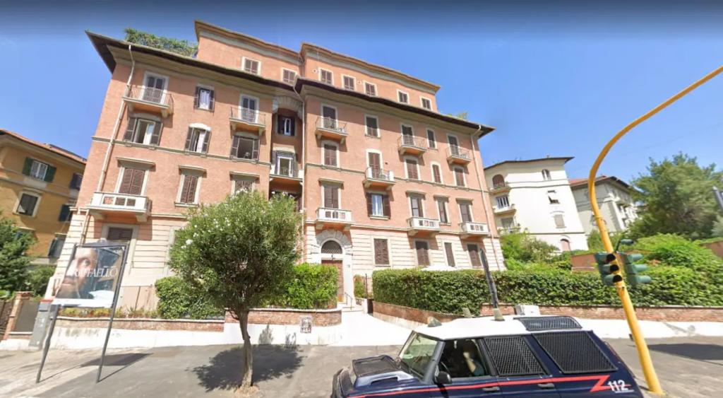 Casa Mario Draghi a Roma