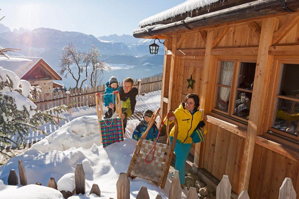 casa vacanze montagna