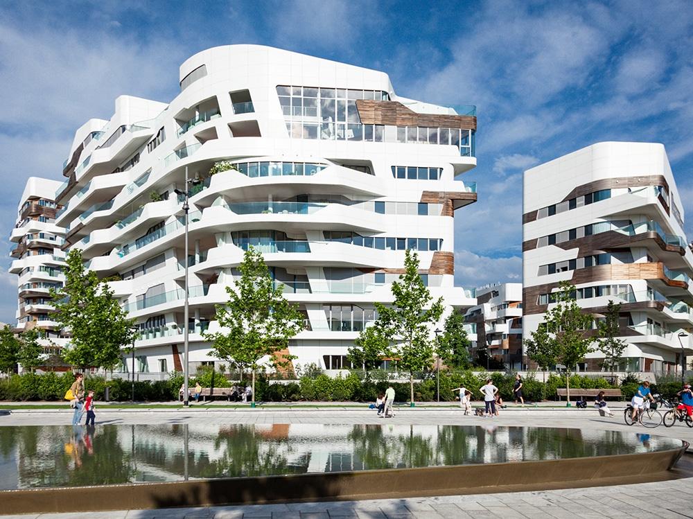 Citylife Milano appartamento Fedez Ferragni